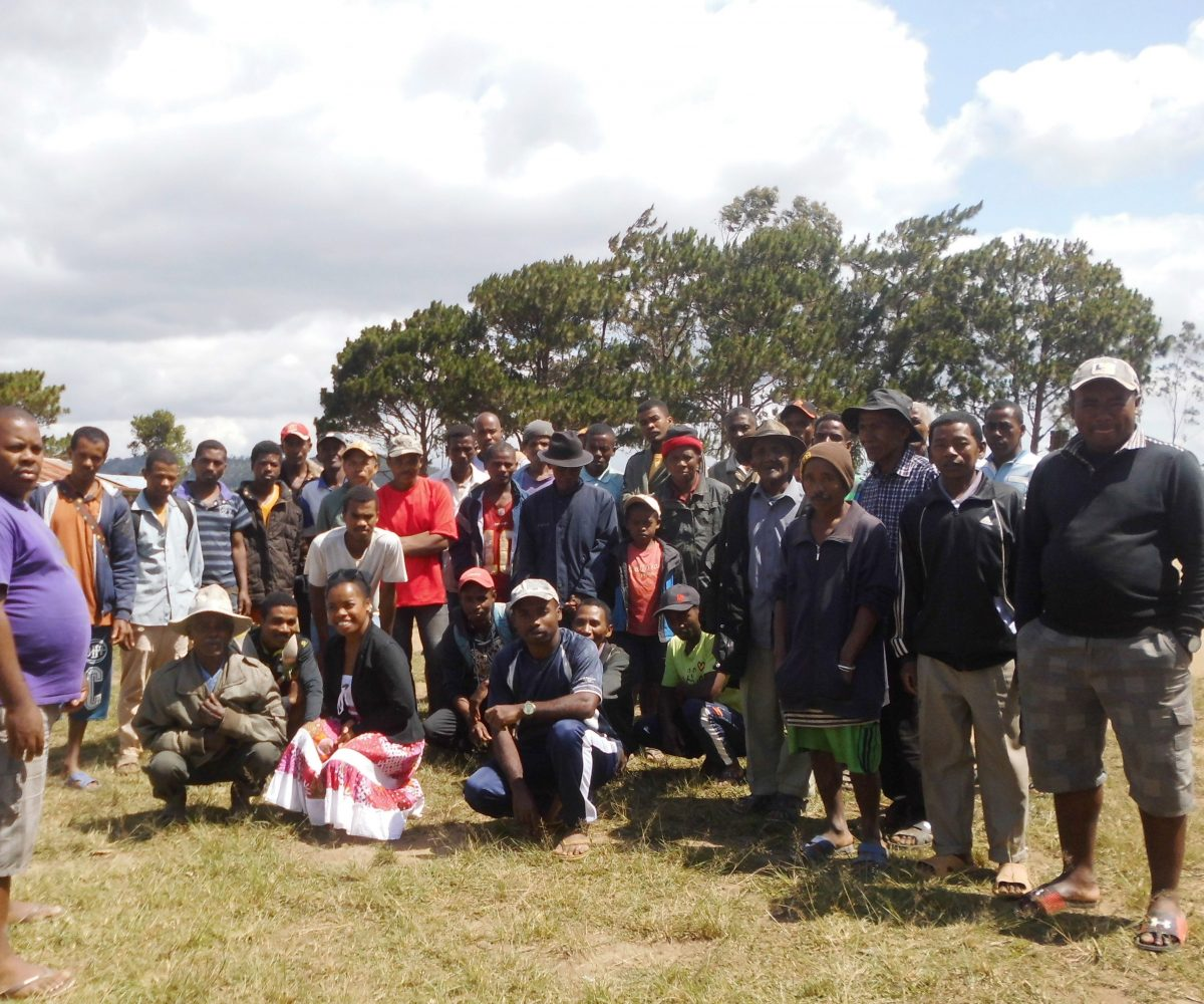nos producteurs à Madagascar